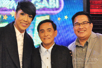 PHOTOS: Laugh all you can sa GGV with Gus Abelgas and Marc Logan