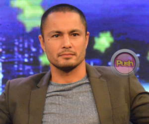 Derek Ramsay admits he has an ex he doesn't want to bump into