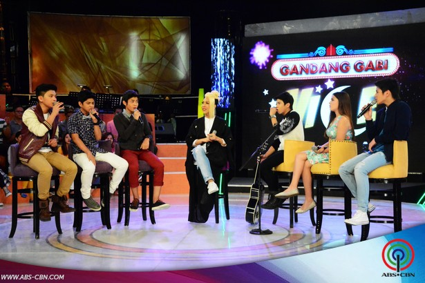 Kiligin with the cutest teen stars ngayon, Gimme 5 and Alexa on GGV!