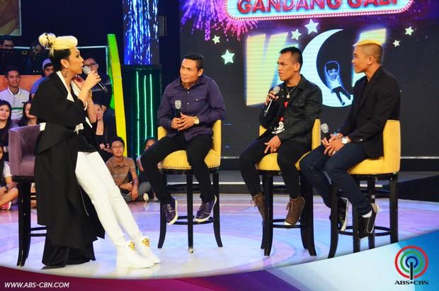 PHOTOS: Ang mga ipagmamalaki nating Pinoy boxers, nakipagkulitan kay Vice sa GGV