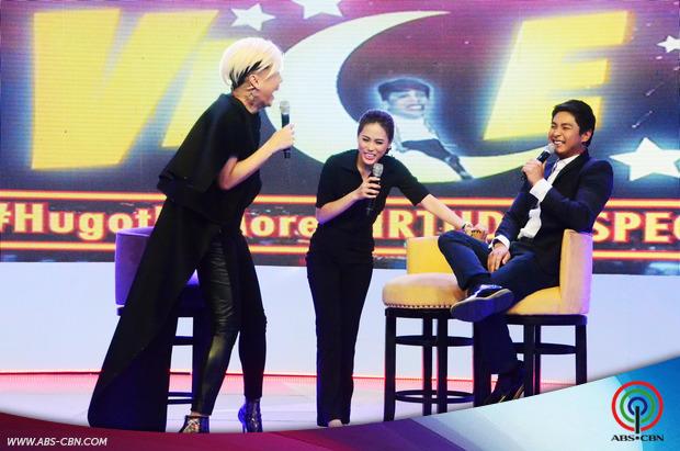Mga BFF ni Vice na sina Toni at Coco, nakisaya sa Gandang Gabi Vice The #HugotPaMore Birthday Special
