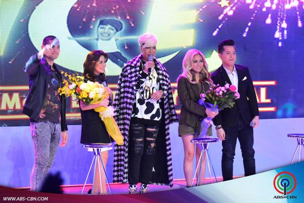 PHOTOS: Kantahan with hugot kasama sina JayR, Kyla, Jason Dy at Yeng sa GGV #HugotPaMore Birthday Special