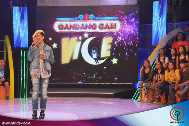 PHOTOS: Lyca & Aegis unite on Gandang Gabi Vice!