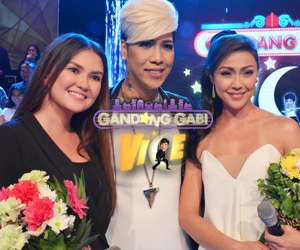 PHOTOS: Jodi vs Angelica sa kakulitan sa GGV