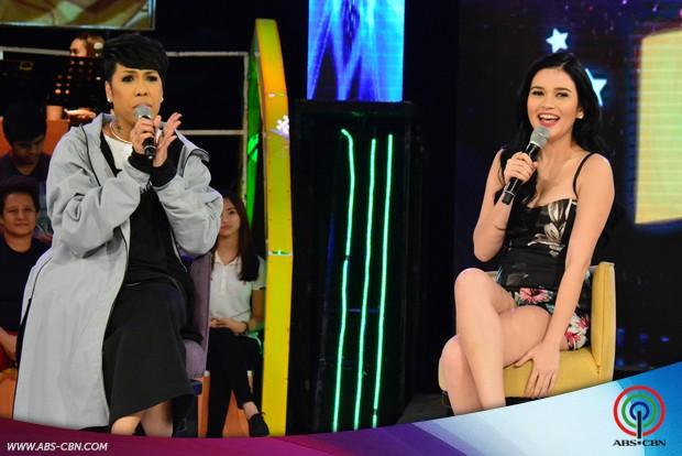 PHOTOS: Lovely Bela Padilla on GGV