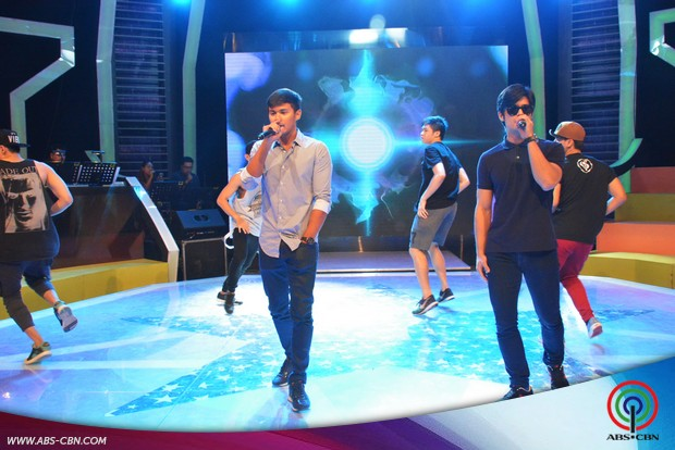 PHOTOS: Dream Boys Matteo and JC on GGV
