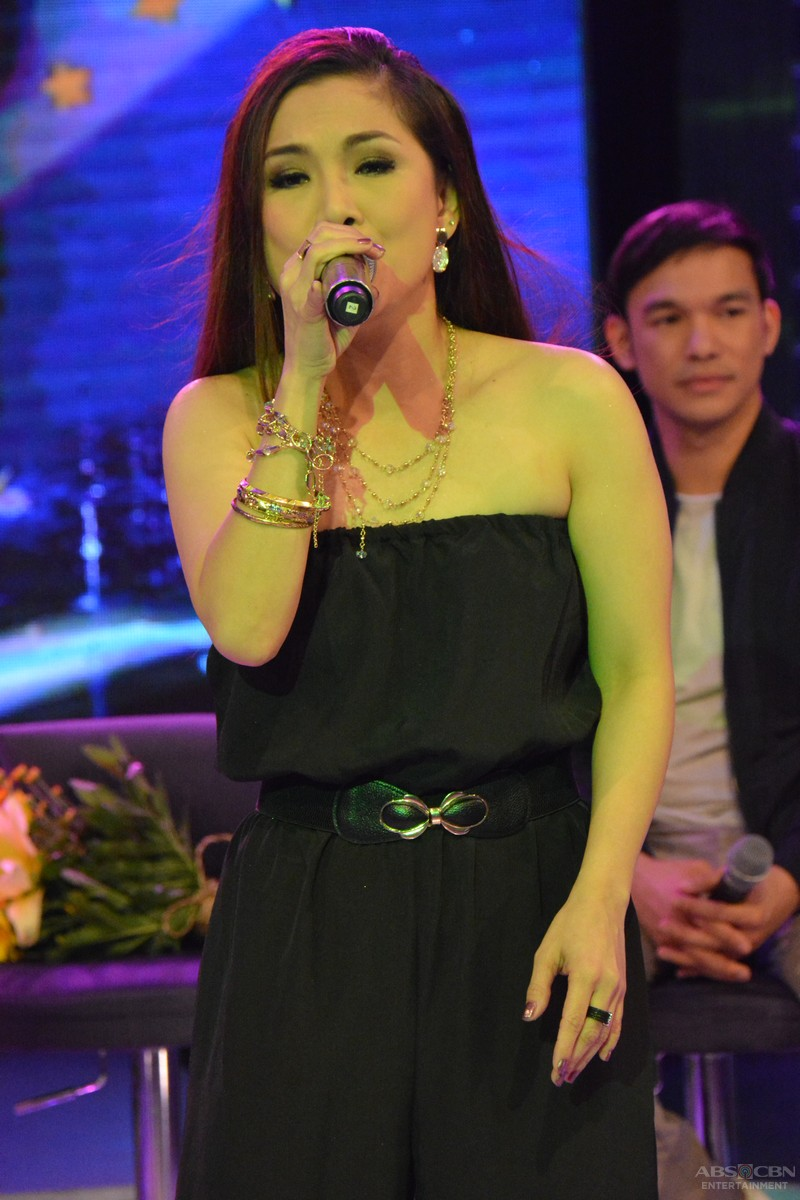 PHOTOS: Kulitan time sa GGV kasama ang mga winner sa kantahan na sina Sheryn Regis at Mark Bautista