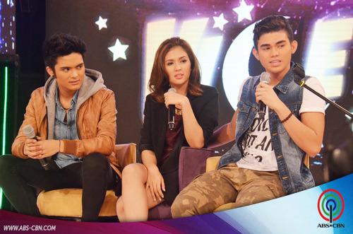 LOOK: The Cast of Relaks It's Just Pag-ibig sa Gandang Gabi Vice
