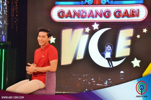 LOOK: The awesome Enchong Dee on GGV