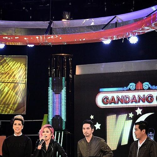 PHOTOS: Jamming at kulitan sa GGV with Yeng, Rico Blanco at Gloc 9