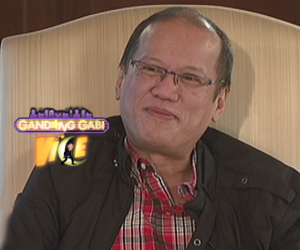 PNoy reveals women he dated; wants to go on vacation in Boracay